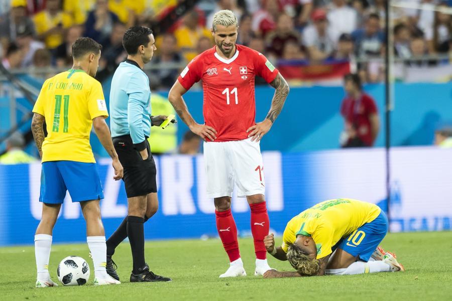 Brazylia - Szwajcaria
