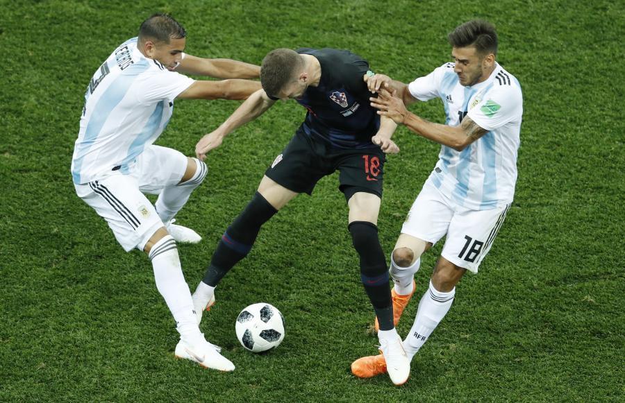 Argentyna - Chorwacja