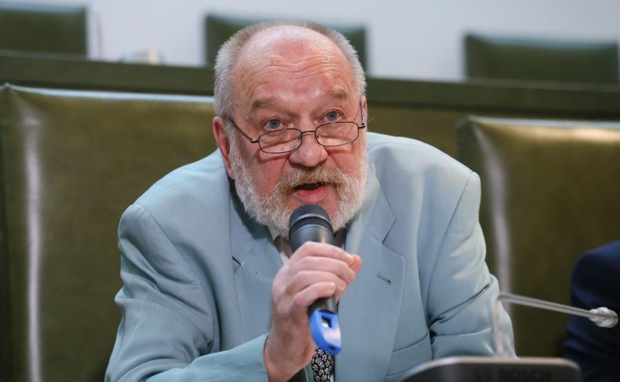 Prezes Józef Iwulski