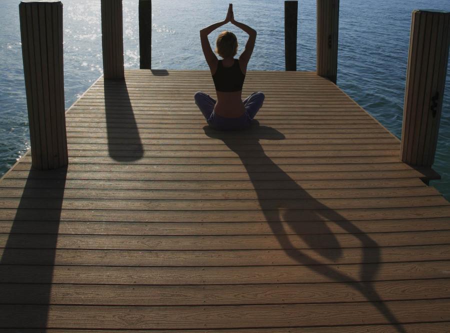 Wszystkie zalety medytacji