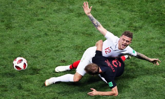 Chorwacja w finale mistrzostw świata! Anglia we łzach