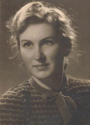 Barbara Gancarczyk (z domu Piotrowska) ps. Pająk