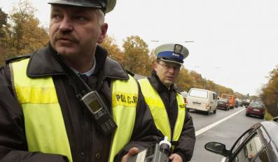 Policjantom zabrakło skali w alkomacie