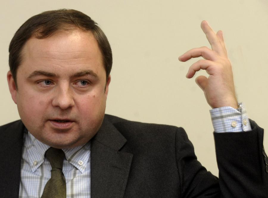 Były wiceprezes Młodzieży Wszechpolskiej, europoseł PiS Konrad Szymański