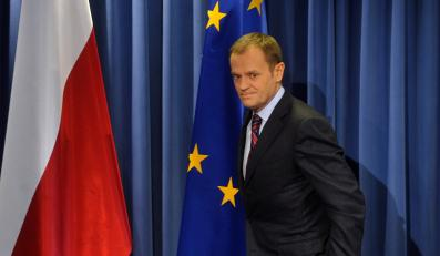Tusk stopuje apetyt posłów na Brukselę