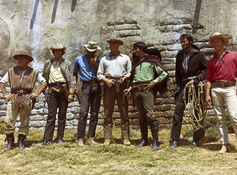 Siedmiu wspaniałych, 1960