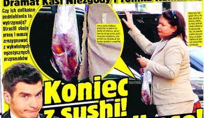 Koniec z sushi, będą jeść kiełabasę