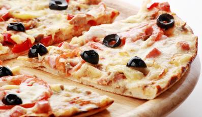 Mordercza pizza atakuje!