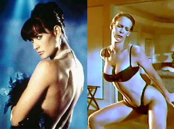 Chcesz zrobić striptiz? Bierz przykład z gwiazd
