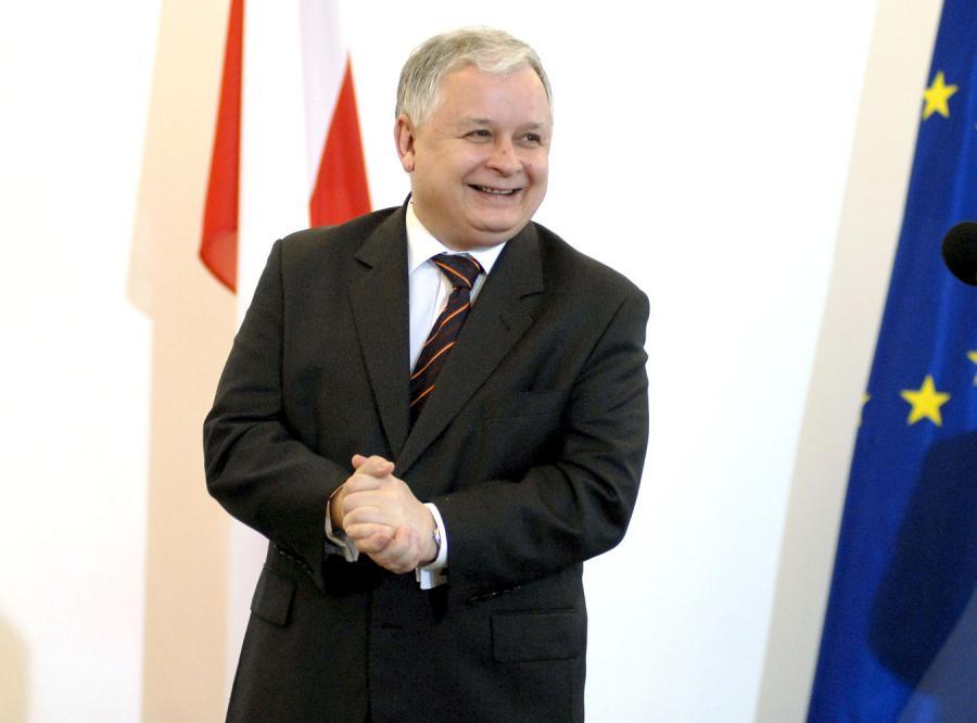Zmiana wizerunku Lecha Kaczyńskiego