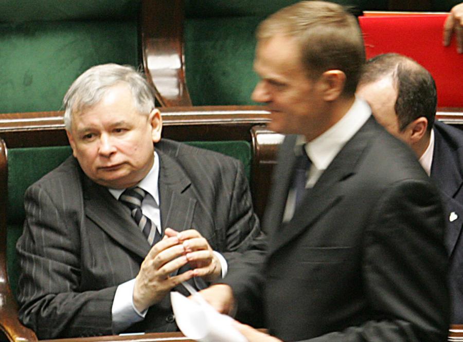 Polacy chcą, by PO-PiS walczył z kryzysem