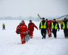Śmigłowiec pogotowia ratunkowego spadł w Jarostowie na Dolnym Śląsku. Zginęło dwóch członków załogi