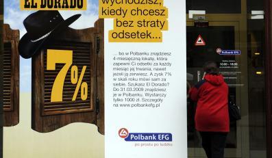 UOKiK sprawdzi, czy Polbank łamie prawo