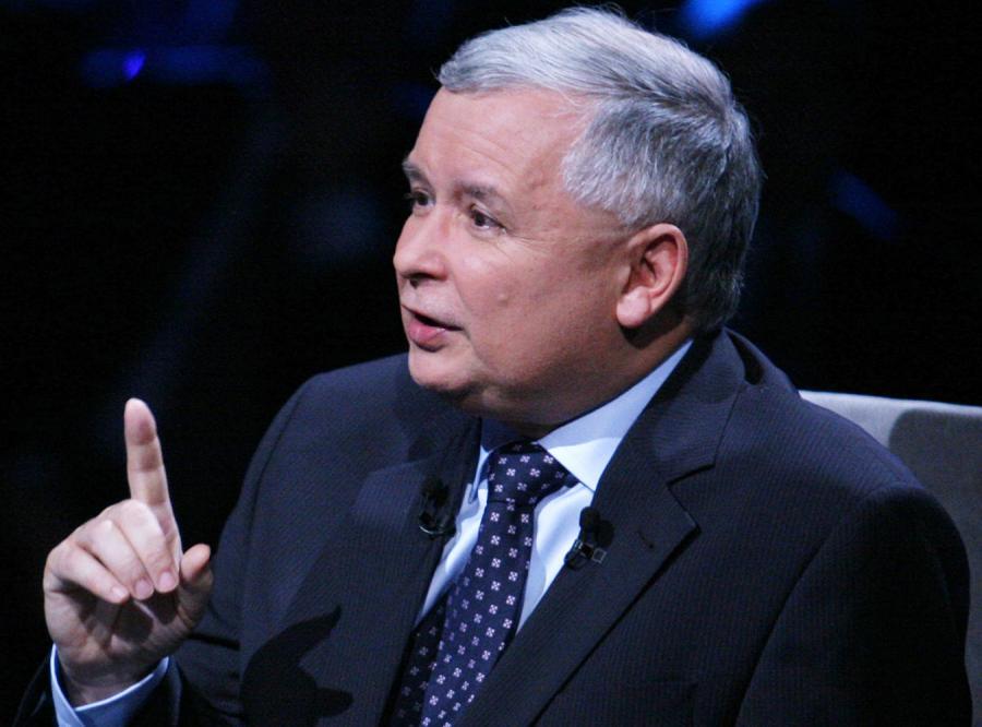 Kaczyński: referendum ws euro jest niezbędne