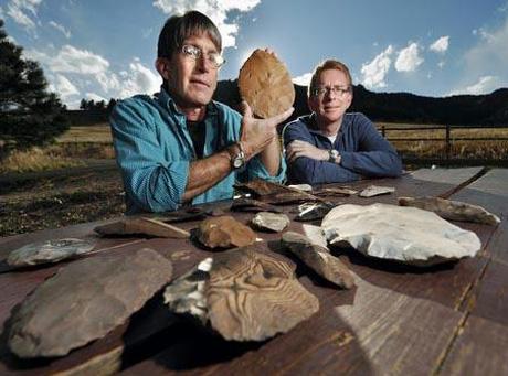 Znaleźli narzędzia sprzed 13 tys. lat