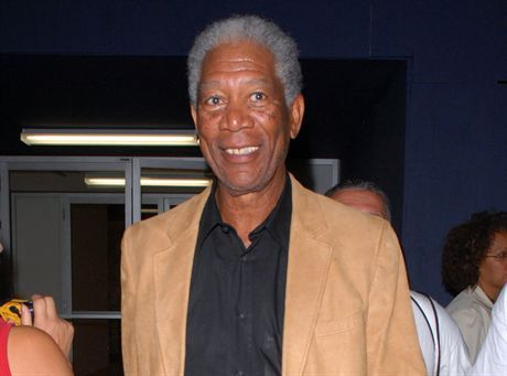 Morgan Freeman out and about in Midtown Manhattan New York City, USA - 17.09.07 Credit: (Mandatory): Doug Meszler / WENN