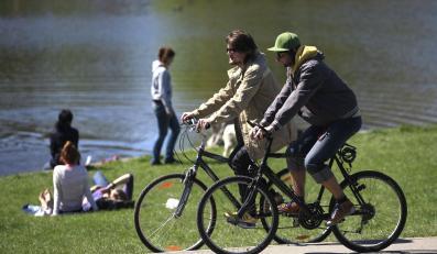 Unia da 50 mln euro na drogi... rowerowe