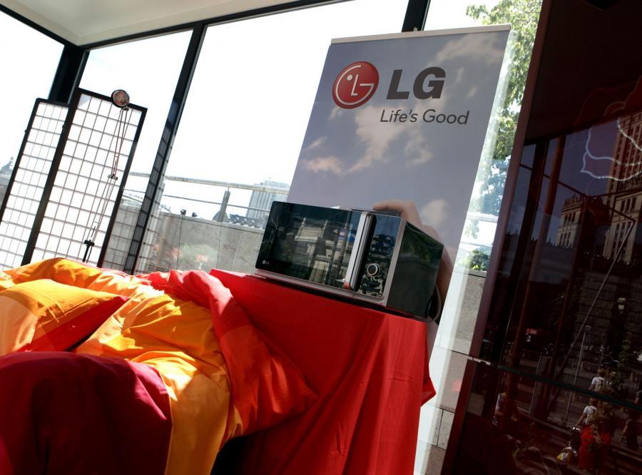 LG zamknęło człowieka w internecie
