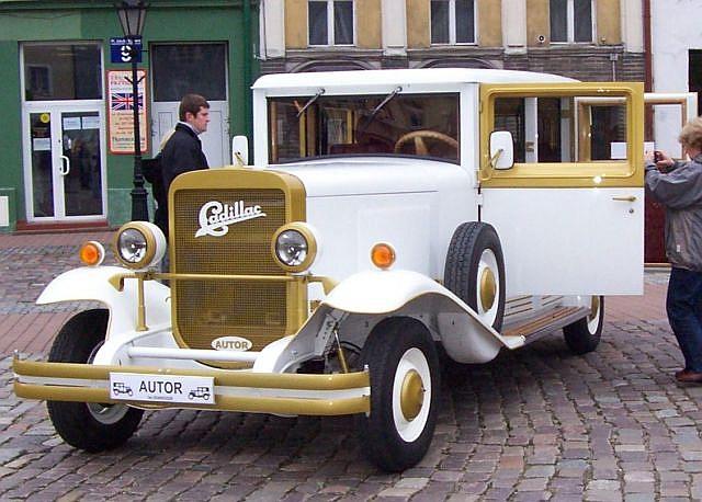 Cadillac imperial z Wejherowa!
