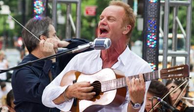 Niepokonany Sting wciąż na pierwszym miejscu