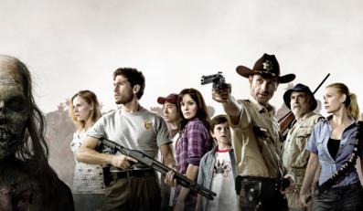 """Przed zombie ucieka m.in. gwiazda """"Prison Break"""" Sarah Wayne Callies"""