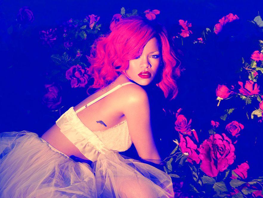 Rihanna najbardziej \