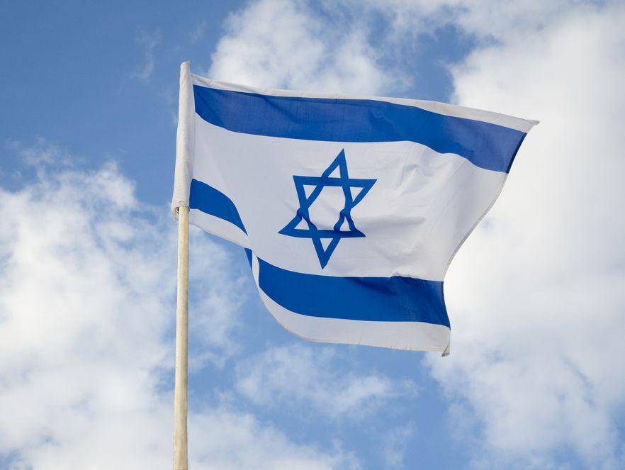 Mapa Izraela
