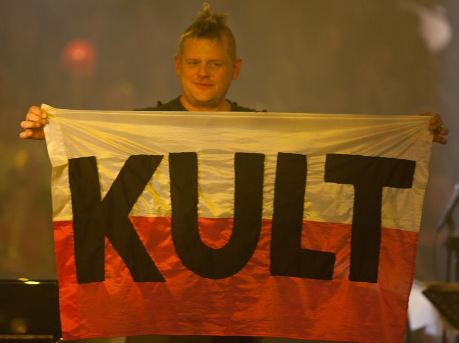 Kult zagra w Jarocinie jedyny koncert związany z trzydziestoleciem swojego istnienia
