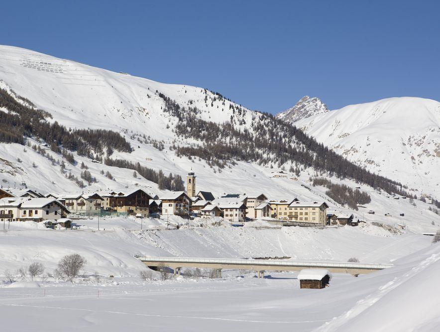 Taki widok we Włoskich górach do dziś rzadkość