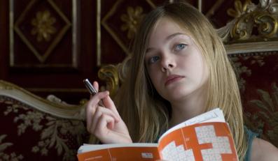 "Elle Fanning w filmie ""Somewhere"""