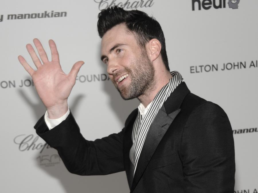 Adam Levine, lider Maroon 5