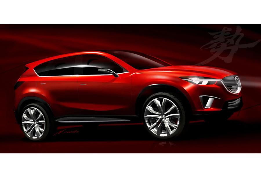 Tak wygląda nowa Mazda! Pierwsze zdjęcia