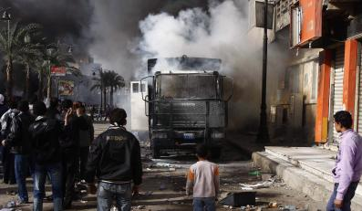 Kryzys w Egipcie wpłynie na rynki? USA monitorują