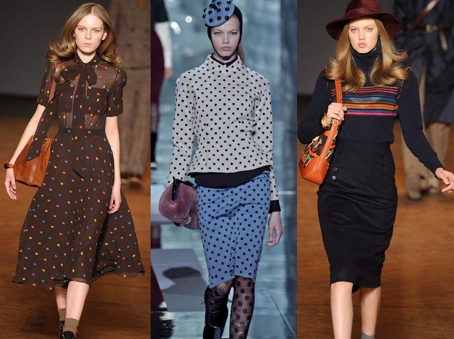 Pokaz kolekcji Marca Jacobsa na sezon jesień/zima 2011/2012 - New York Fashion Week.