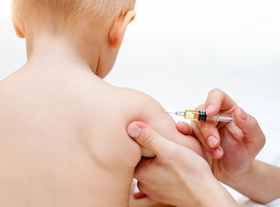 Szczepienie dziecka