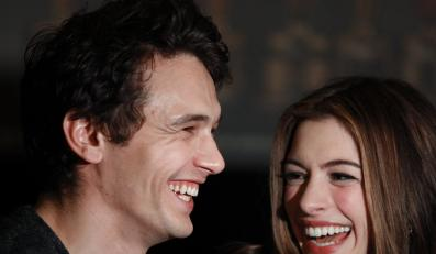 James Franco i Anne Hathaway