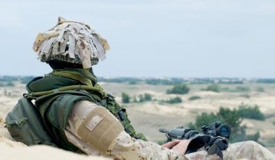 Atak na polski konwój w Afganistanie. 10 rebeliantów zginęło