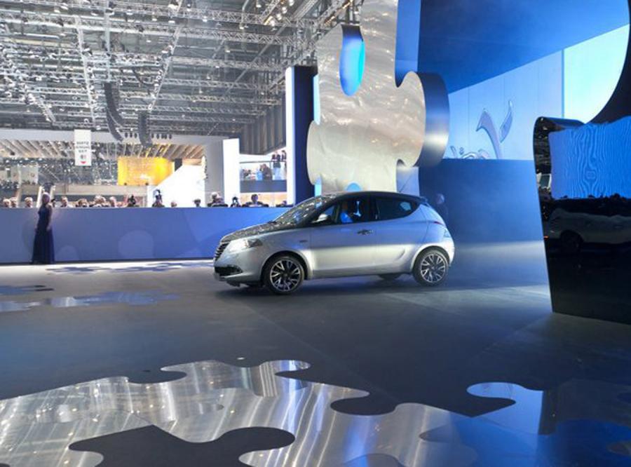W czasie salonu samochodowego w Genewie, Lancia odsłoniła przed światem nową, czwartą już generację modelu ypsilon
