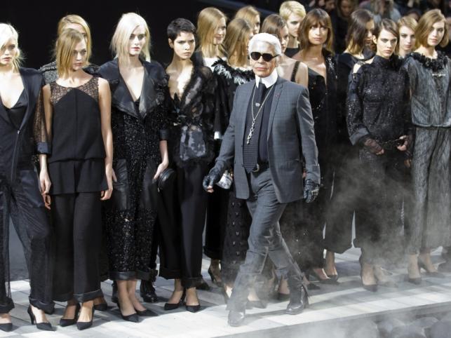 Karl Lagerfeld - kolekcja zima 2011/2012