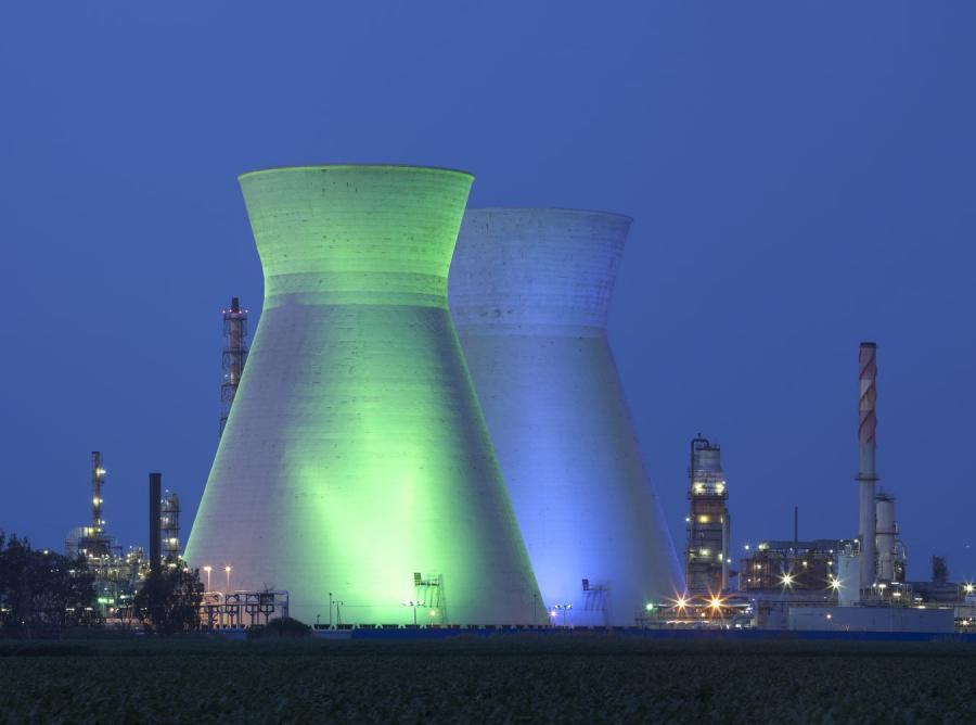 Elektrownia jądrowa (zdjęcie ilustracyjne)