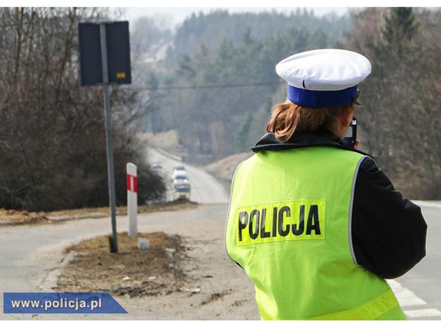 Krwawa jatka na polskich drogach! Oto szokujący raport policji