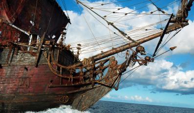 """""""Piraci z Karaibów"""""""