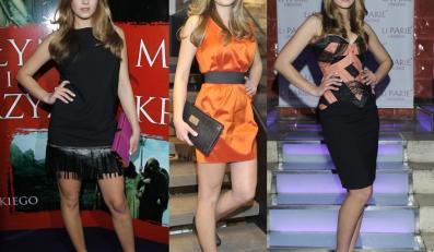 Miss Polonia 2010 Rozalia Mancewicz - królowa show-biznesowych imprez