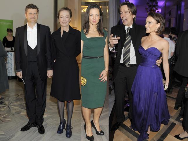 Turandot w Operze Narodowej - goście zgromadzeni na premierze