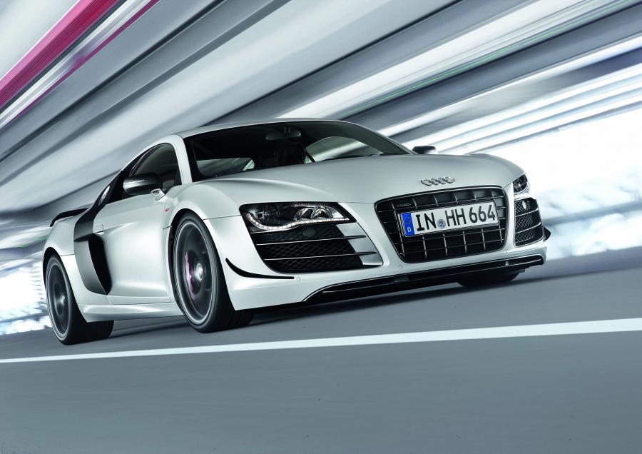 Pierwsze Audi R8 GT już pędzi