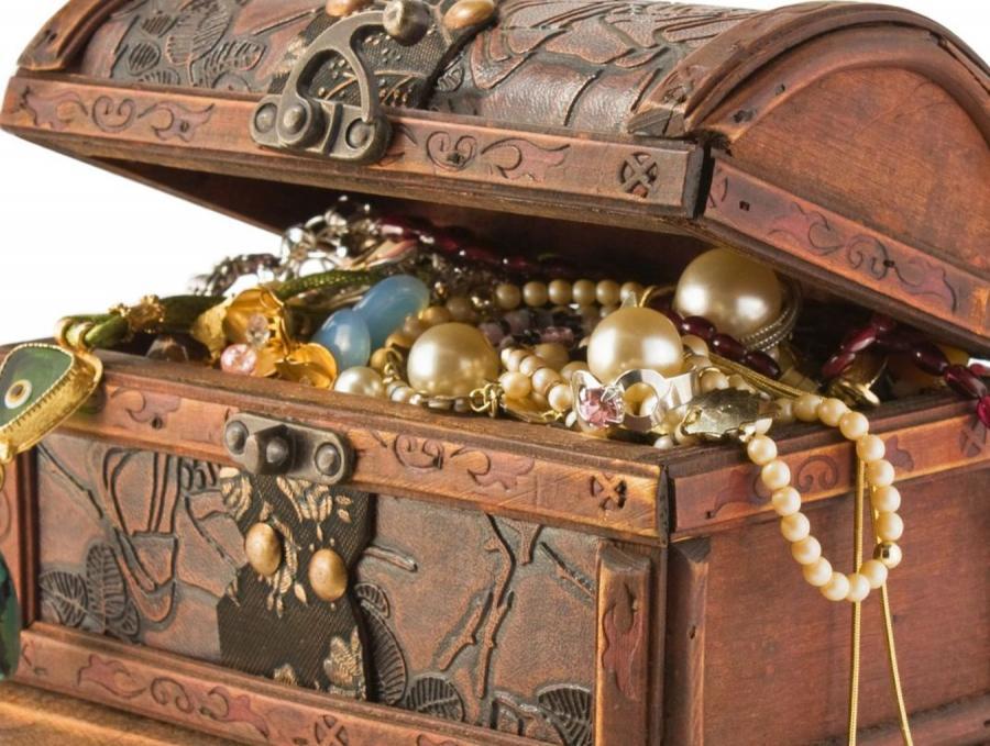 Biżuteria to skarb każdej kobiety.