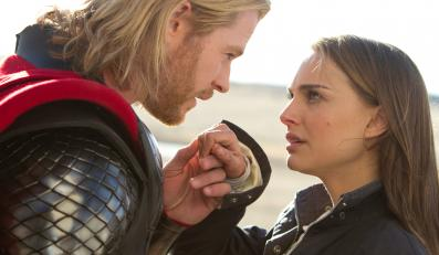 """Thor"" – Chris Hemsworth i Natalie Portman"