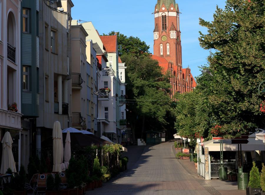 Nawet w Sopocie spadają ceny mieszkań