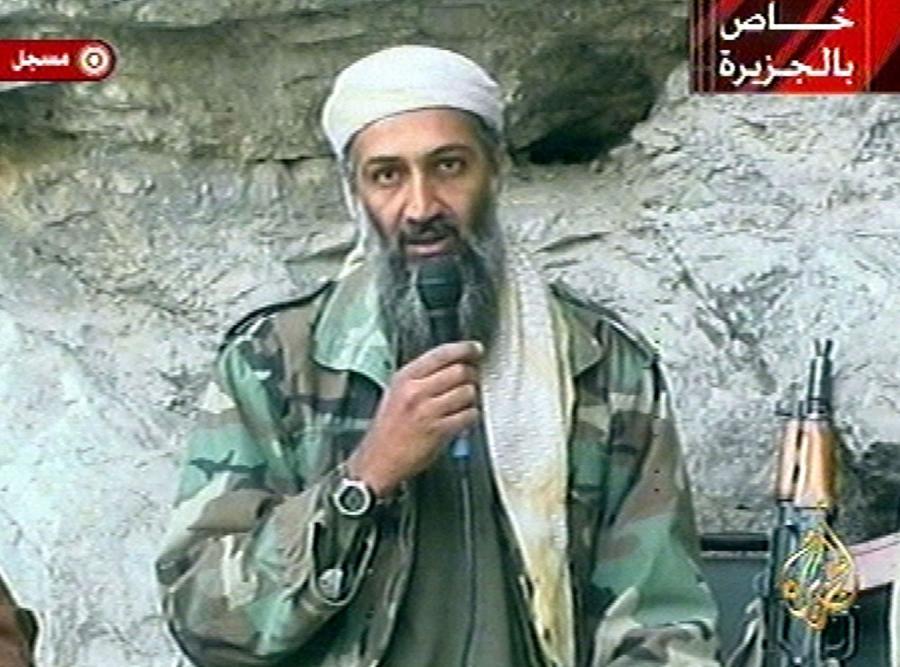 Znany koncern zarobi na śmierci bin Ladena