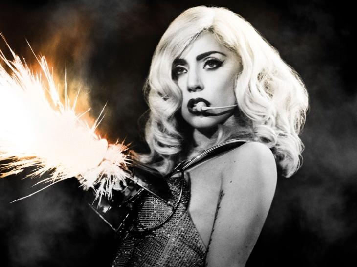 Lady GaGa przebije U2 i ich tournée \